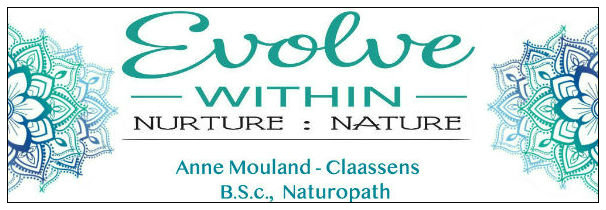 Evolve Within Naturopath Services and Essential Oil Natural Products